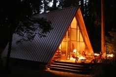 Idyllwild Vacation Rental - VRBO 257924 - 2 BR Inland Empire Cabin in CA, Idyllcreek a-Frame $100 Off 7/11-15, Book Online!