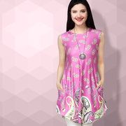Take a look at the Treat Yourself to Tunics | S-3X event on #zulily today!