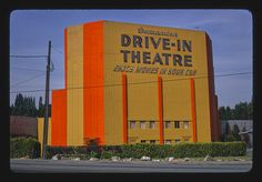 Duwamish Drive-in Theater, E. Marginal Way