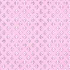 Michael Miller House Designer - Petite Paris - Petite Fleur De Lis in Pink