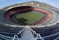 Had to at least go our to the stadium of one of the worlds great teams and did. Nou Camp Stadium, Barcelona.