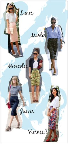 Weekly oficce look. Pretty Outfits, Cool Outfits, Casual Outfits, Fashion Outfits, Business Outfits, Office Outfits, Office Fashion, Work Fashion, My Outfit