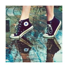 Tumblr ❤ liked on Polyvore featuring converse, photos and pics