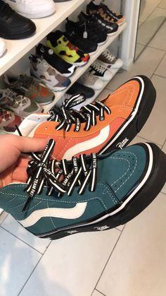 The new Patta x Vans collab Tenis Vans, Vans Sneakers, Converse, Mens Vans Shoes, Vans Sk8, Dream Shoes, Crazy Shoes, Me Too Shoes, Sock Shoes