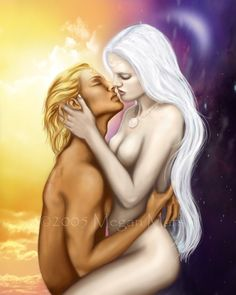 Twin Flames are not just meant to come together physically now, but are meant to reunite fully embodying their Divine God/Goddess Self, fully merged together in Sacred Devotional Marriage.  This is a beautiful merging of their consciousness, their bodies, their mind & their emotions with their God/Goddess Self, merging Heaven with Earth deeply.  This is a new reality already in the process of birthing onto the Earth plane in our present reality. With Love, Carolyn & Andy