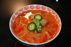 Thai Red Curry with Lamb Recipe