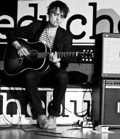 Pete Doherty  (Singer & Guitarist in Babyshambles & The Libertines)