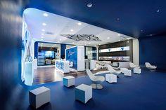 Interior & Exterior design for Novosibirsk Interactive exhibition space