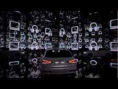 ▶ Audi Q3 - Cube Experience in Barcelona - YouTube