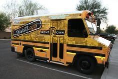 Ez Own Auto Source Bus Wrap