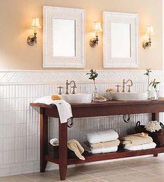 bathroom mirror ideas | Simple And Luxurious Bathroom Mirrors Desingning Ideas | Home Design ...