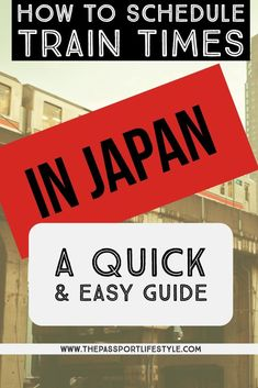 ESSENTIAL JAPAN TRAVEL GUIDE: Learn HOW TO to schedule trains around Japan using Hyperdia. Calculate your routes around Tokyo, Kyoto, Hokkaido, Nagano, Osaka and more easily!   thepassportlifestyle.com