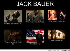In a jack bauer mood...  btw that scene in the very last pic.. EPIC.