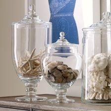 Decorative Jars Shop Decorative Bottles & Jars  Decorative Glass Bottles  Ethan