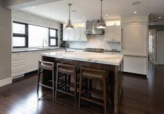 LOVE this calacatta marble kitchen top so much, where i spend my happy cooking, dining, gathering and hobby time on it