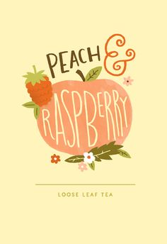 Tea Packaging on Behance, Steph Baxter