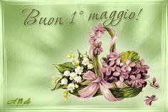 HELLO MAY - BUON 1 MAGGIO - GIF BELLISSIME ~ CheLaVitaContinua