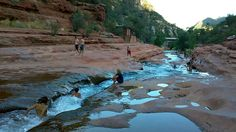 Sedona is often known as a rather pricey destination. But there are plenty of things to do in this pretty town that won't break the bank! Check out this budget guide to Sedona. Visit Arizona, Sedona Arizona, Arizona State, Phoenix Arizona, Arizona Road Trip, Arizona Travel, Oh The Places You'll Go, Places To Travel, Places To Visit