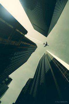 Airplane, David et Myrtille