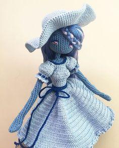 Miss.Berry amigurumi doll. (Inspiration).