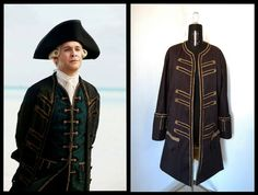 Lord Cutler Beckett's Jacket - Pirates of the Caribbean