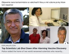 Top Scientists Lab Shut Down After Alarming Vaccine Discovery Second World, Discovery