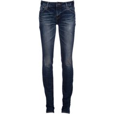 PRPS skinny jean ❤ liked on Polyvore