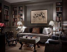 David Easton Living Room