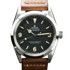 Rolex Explorer 1966