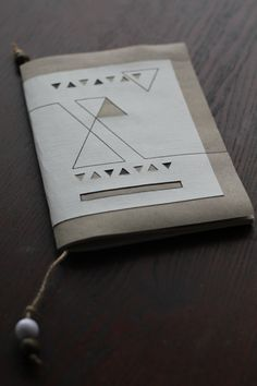 Handmade Personalized Notebooks by metixera on Etsy