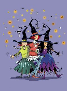 witch.quenalbertini: Witches