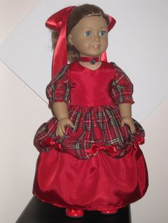 18 Inch American Girl Doll Clothes Old Fashioned by MarieGeorj, $42.00