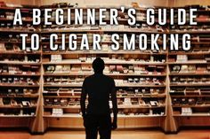 Our ultimate guide to cigar smoking includes helpful tips, tricks, and everything else you need to know to be well on your way to becoming a cigar master.
