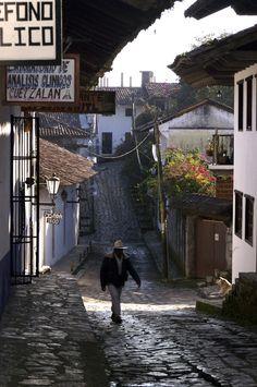 """Cuetzalan, Puebla was named a """"Pueblo Mágico"""" in 2002. It's inhabitants speak Nahuatl and Totonaco.  Listen to Cuetzalan's Indigenous community-run radio station here:XECTZ: La Voz de la Sierra Norte"""
