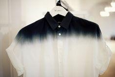 dip dye shirt