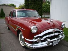 Hemmings Find of the Day – 1953 Packard Cavalier