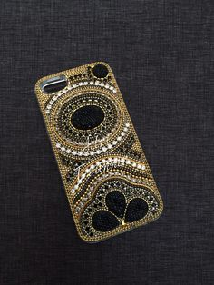 Case iPhone by @adritrannin black