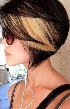cool 15 Two Tone Haarfarbe für Schnellhaar