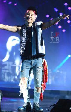 150605 TAEYANG - BIGBANG 2015 WORLD TOUR ´MADE´ IN BEIJING
