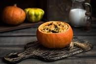kascha kürbisbrei - Google Search Chili, Fruit, Weird, Recipes, Google Search, Food, Small Pumpkins, Deco, Chile