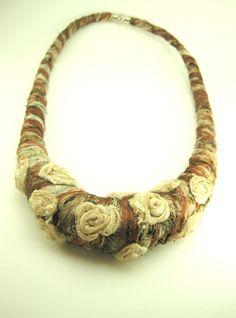 StudioJAA Textiland collection necklace