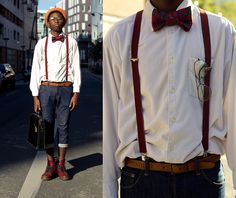 MD likes it.  GRANDPAS BACK WITH HIS STUPID BRIEFCASE! (by Those Damn Twins Jibz and Jalz) http://lookbook.nu/look/3677335-GRANDPAS-BACK-WITH-HIS-STUPID-BRIEFCASE