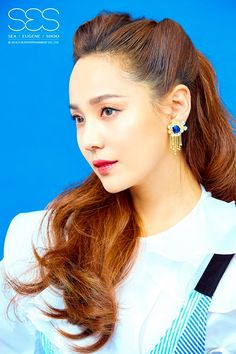 "Eugene Kim Yoo-jin ""Remember, I'm your S.E.S. Eugene Ses, South Korean Girls, Korean Girl Groups, Ki Tae Young, Save The Last Dance, Face Study, Legally Blonde, Kpop, First Girl"