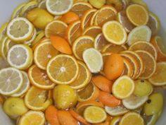Früchte für Holundersaft - mit Orangen und Zitronen als Sirupbasis schmeckt er am besten  der Holunderblüten Sirup - Rezept für Hollersaft. Was gibt es schöneres als einen erfrischenden Holundersaft im Sommer? Restaurantleiter Stefan von der Thermenwelt Hotel Pulverer verrät Rezept, Zubereitung und so manche Tipps. Food And Drink, Fruit, Drinks, Austria, Gourmet, Syrup Recipes, Alcoholic Drinks, Drinking, Beverages