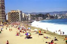 Playa Vina del Mar Chile