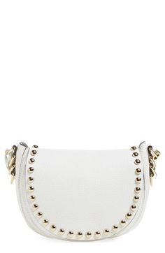 5f8c5e932f16 Rebecca Minkoff Unlined Saddle Bag available at  Nordstrom Purse  Essentials