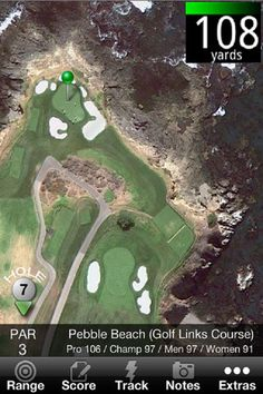 Swing by Swing --#Golf GPS & Scorecard (Free). Moms who golf will love some help on the course.