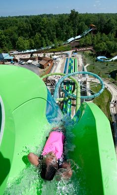 "Virginia is for Lovers - Words like ""tallest, fastest, biggest and craziest"" are often used to describe rides found at Virginia's theme parks and water parks. Which coaster, ride or slide is your favorite? ."