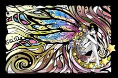 Wings simplicity VII by Bea-Gonzalez on DeviantArt