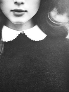collar and blouse